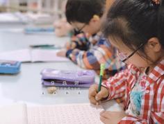 """学习书法的好处并不仅仅在于""""实用""""其更大的意义在于练习书法(写字)…"""